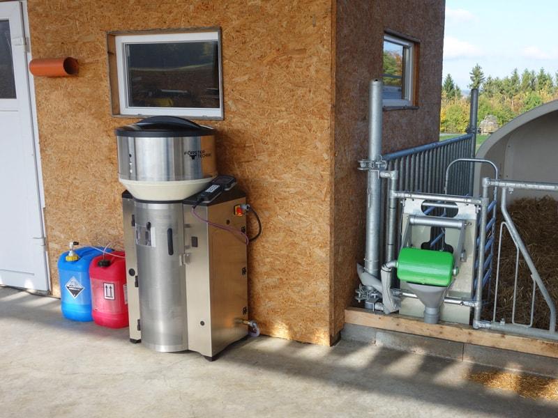 Calf feeder VARIO smart