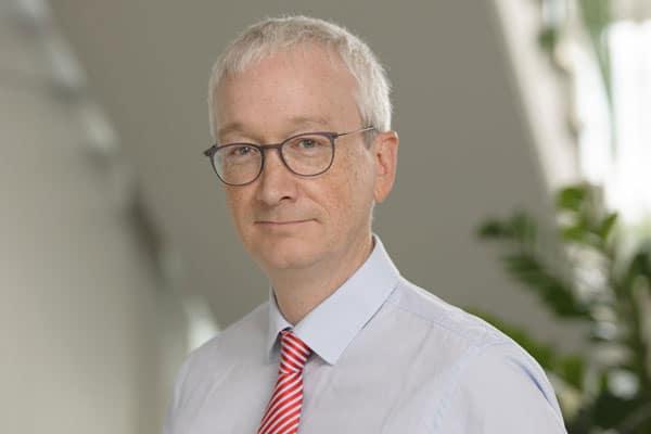 CEO Thomas Förster